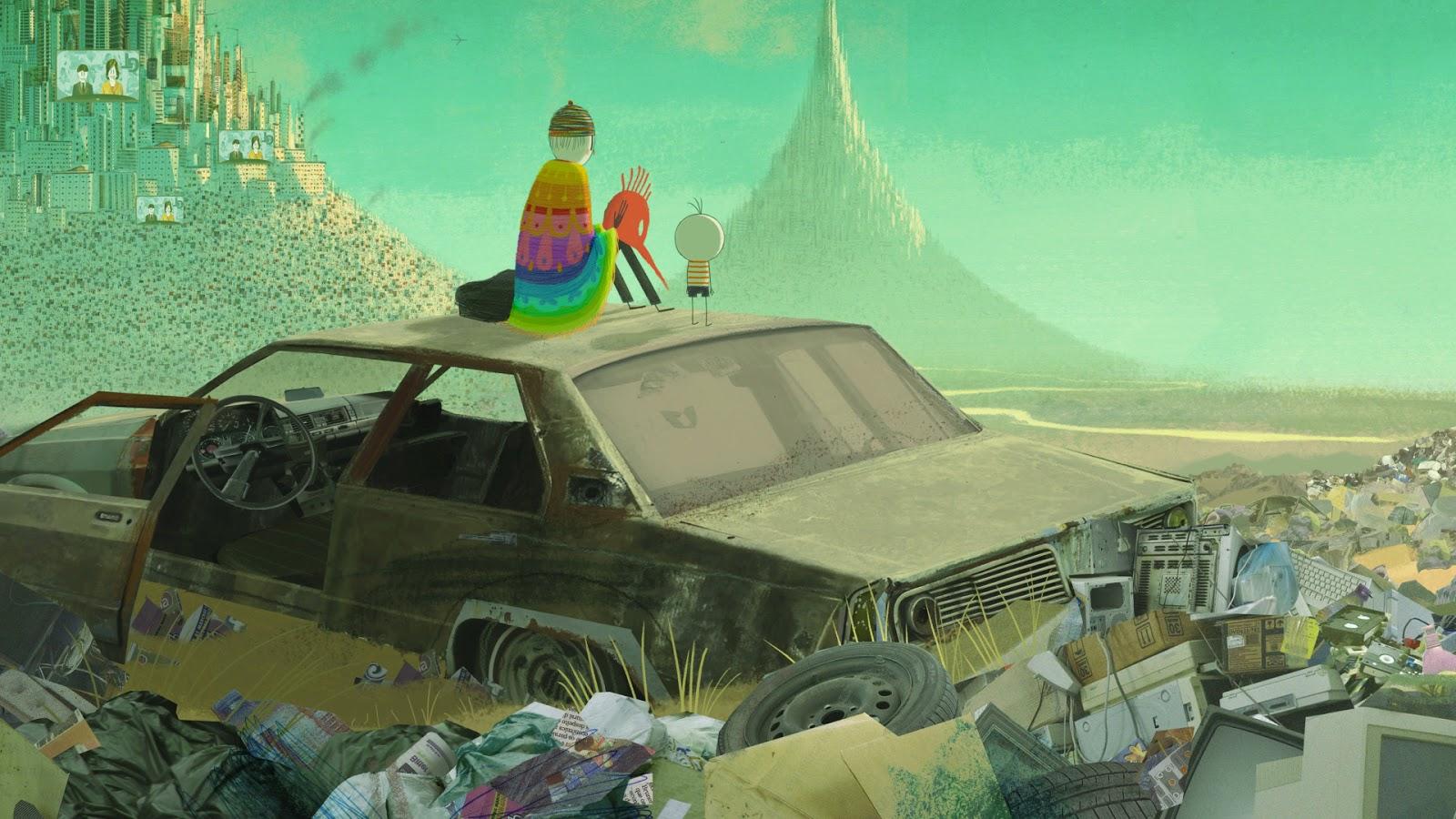 """""""Estamos trabalhando a princípio com uma janela para o fim de 2019"""", diz diretor criativo no jogo inspirado no filme O Menino e o Mundo"""