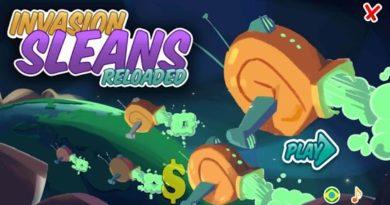 ENTREVISTA: Sobre o jogo The Sleans Invasion – Reloaded