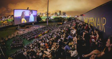 Shell Open Air 2018: Confira a programação do maior festival de cinema ao livre do mundo