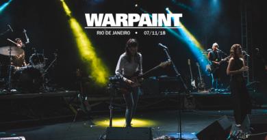 Warpaint faz show especialmente nostálgico para o público carioca