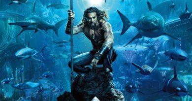 Aquaman é uma divertida e intensa mistura de gêneros em um filme de herói